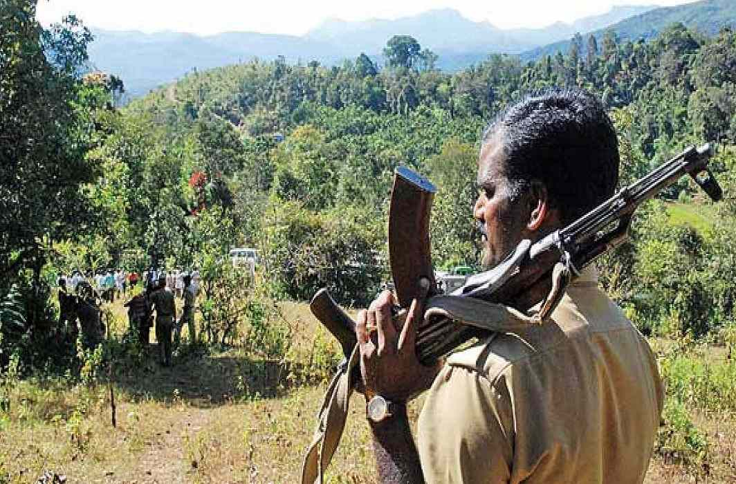 When the country will get the problem of Naxalism, the continuous attack on the jawans