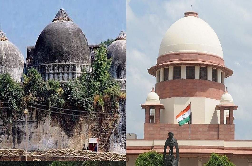 Ram Janmabhoomi-Babri Masjid dispute - SC dismisses all interference petitions of third parties
