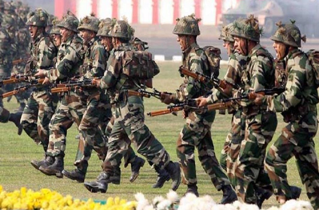 Indian Army's Operation All Out