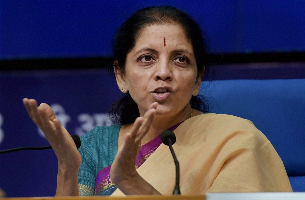 Export of quality protective equipment is also important: Sitharaman