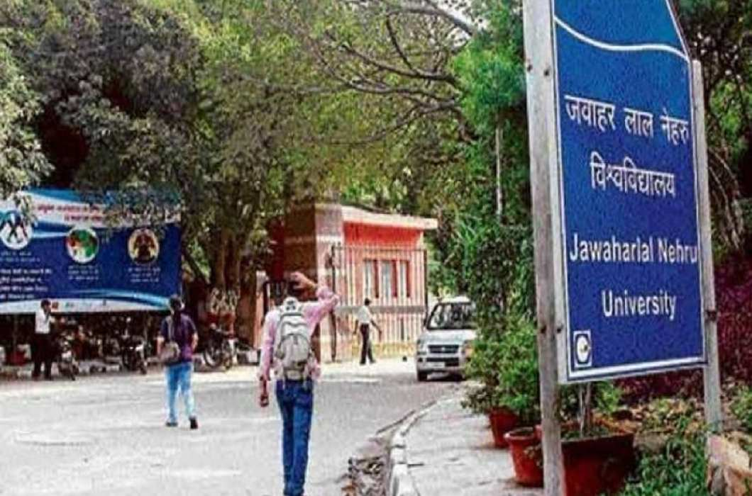 missing jnu student returned after 4 days and said