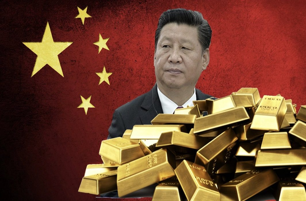 Gold prices rise due to trade war between USA and China