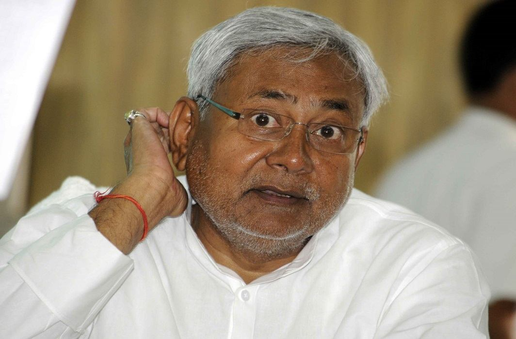 Accepted on the ambitious plan of Nitish government, opposing land acquisition for international airport