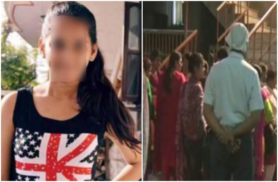 9th class student commits suicide in noida due to Sexual harassment