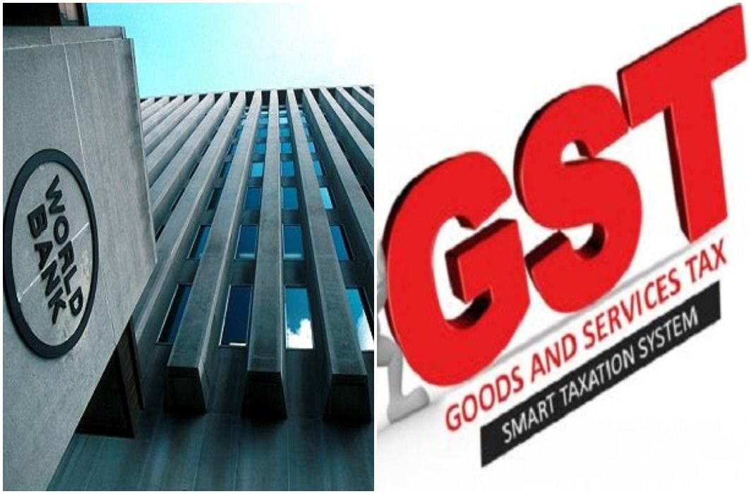 World Bank: India's Tax System 'GST' is the most difficult tax system