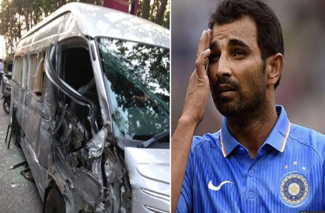 Cricketer Mohammed Shami