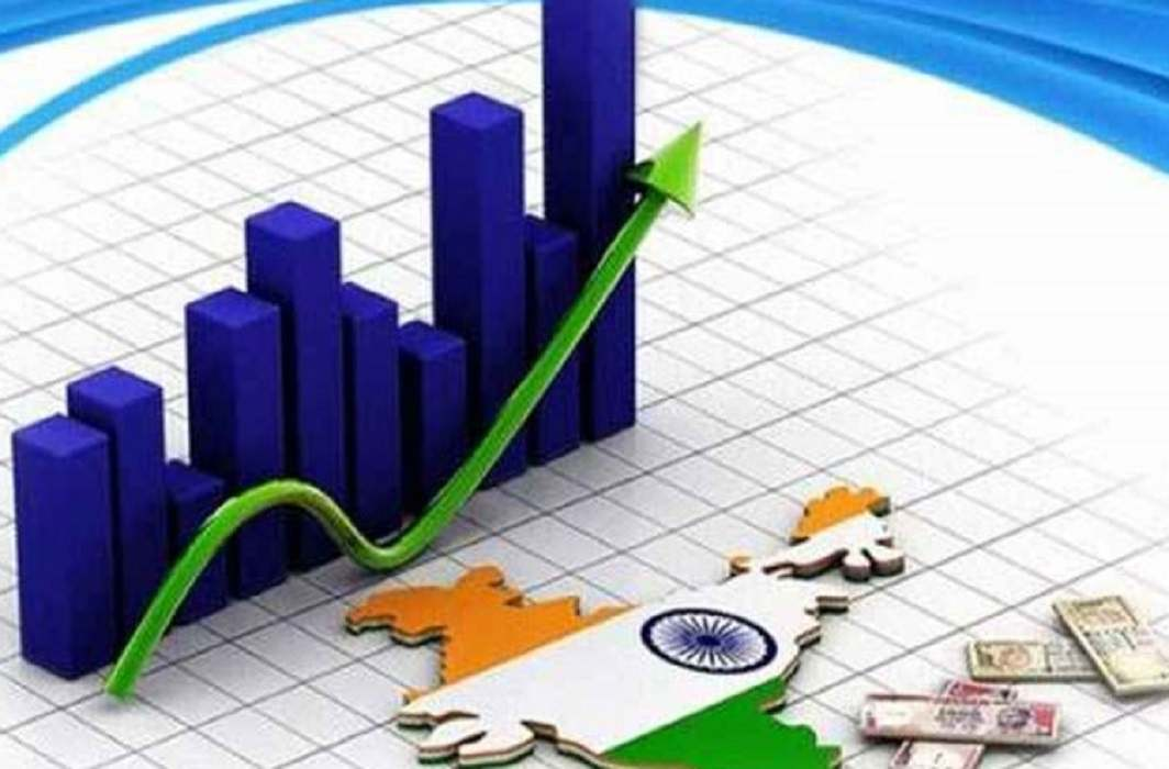 India came out of the ban on bondage and GST And Estimate of growth rate of 7.3 percent in 2018-19