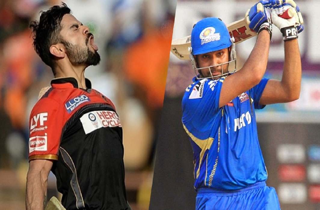 'Virat' Challenge in front of Rohit Sharma