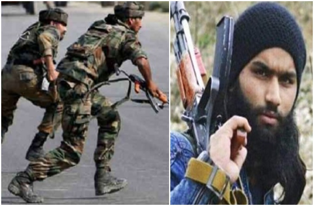 Army's big achievement in Pulwama Kashmir, Two terrorists dead including Wanted terrorist Sameer Tiger