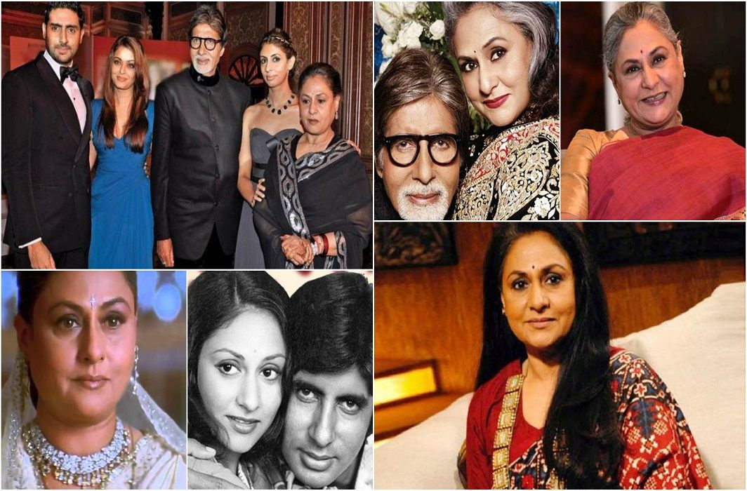 70 year-old Jaya Bachchan