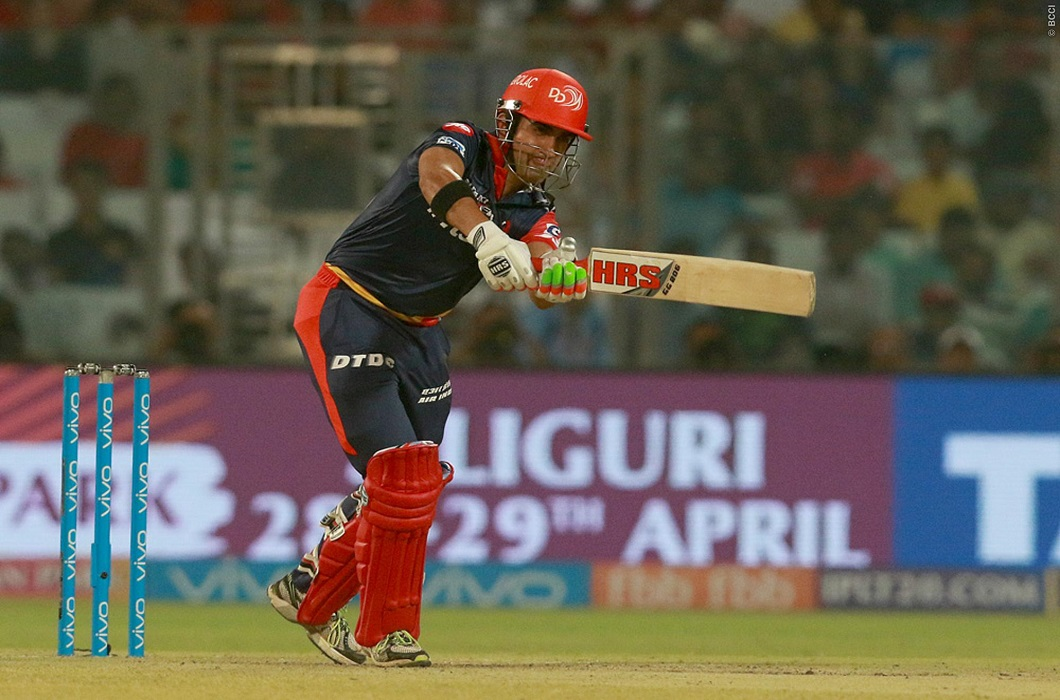 IPL-11: After the consistent defeat Gautam has 'serious left complete salary with the captaincy