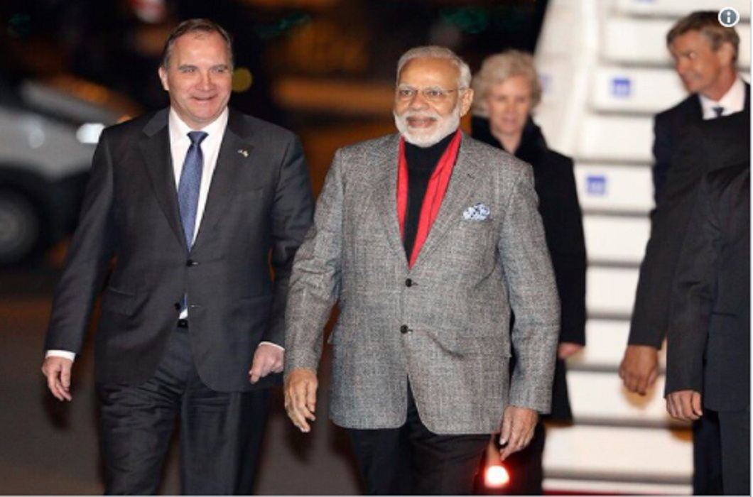 Swedish PM welcomes PM Modi in 'Hindi', read Modi's complete schedule