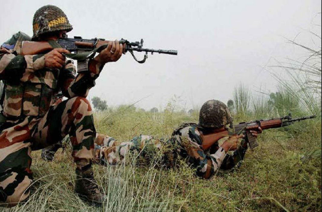 India reply to Pakistan, Army killed 5 Pakistani soldiers