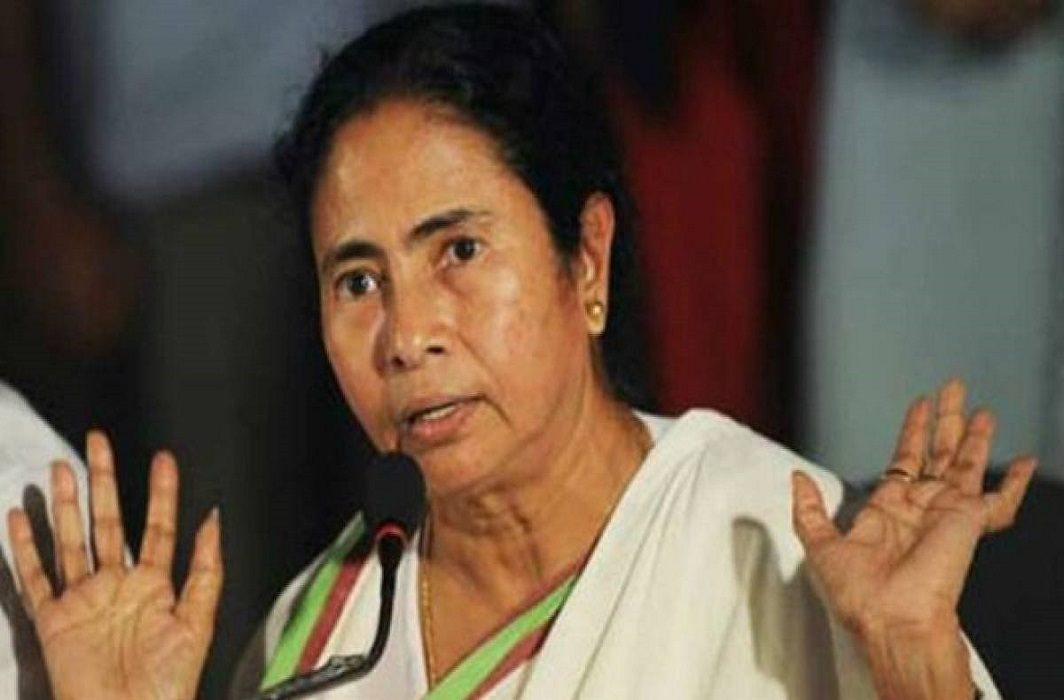 Mamata Banerjee's declaration- Congress's has big mistake to present impeachment.Federal Front to defeat BJP