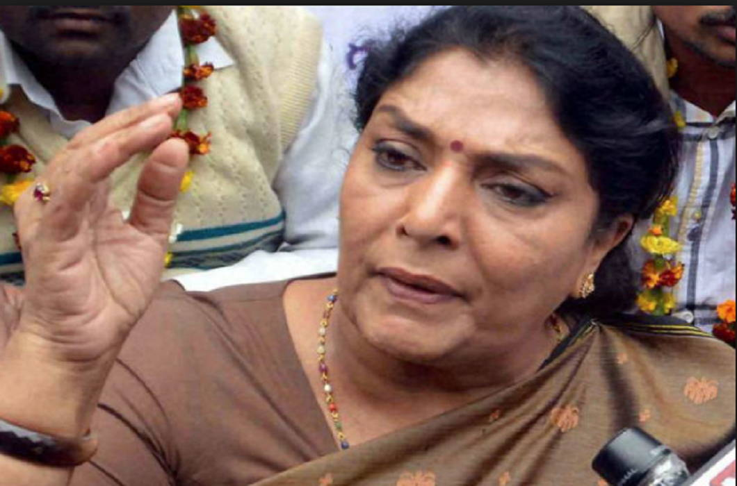 Renuka Chowdhary, in support of Saroj Khan, said- Parliament is not untouched by casting couch.