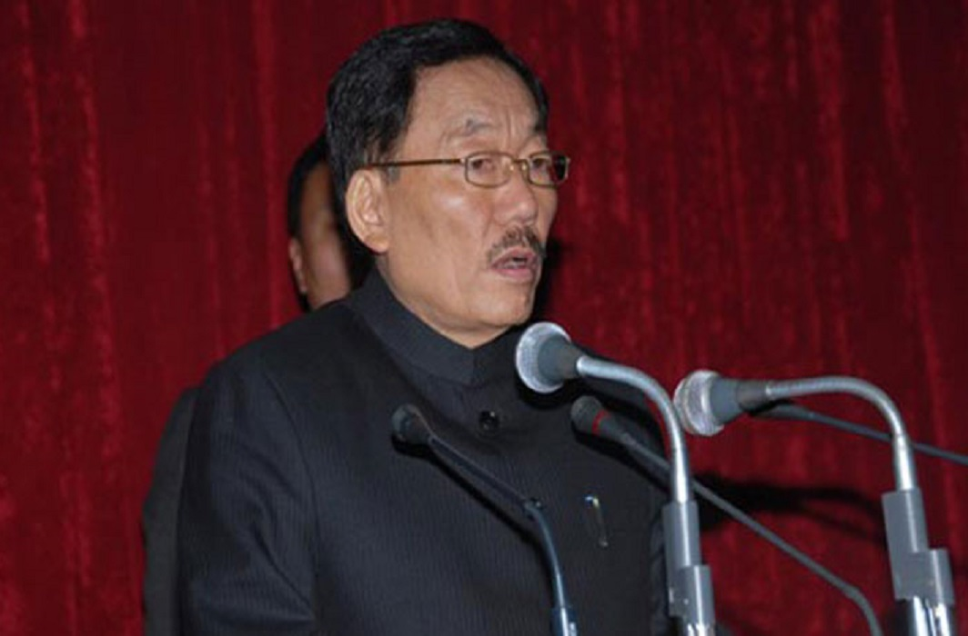 The historic record for long term posting of CM is now named by Pawan Chamling