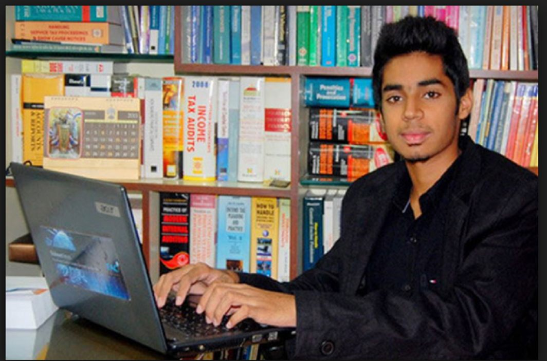 the eighth fail student from Punjab has join Forbes list
