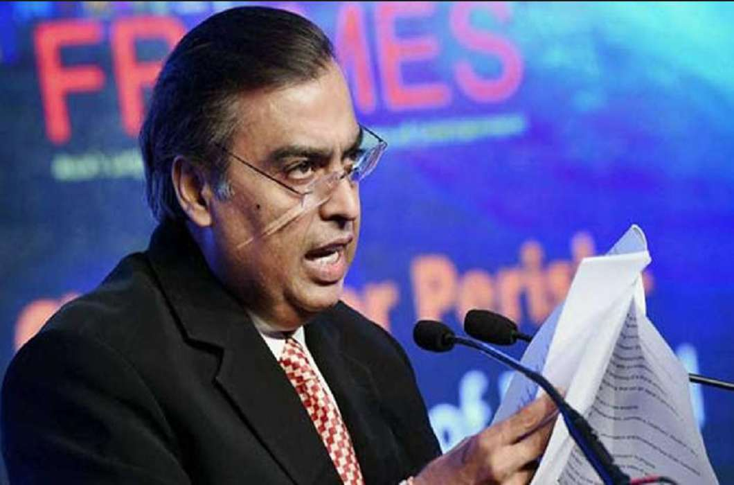 Mukesh Ambani, the richest man in the country, is in debt