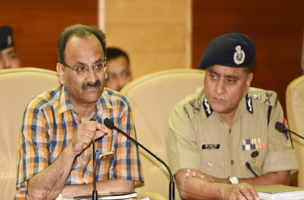 Unnao Case: Without proof the legislator can not be accused,  CBI will decide: DGP