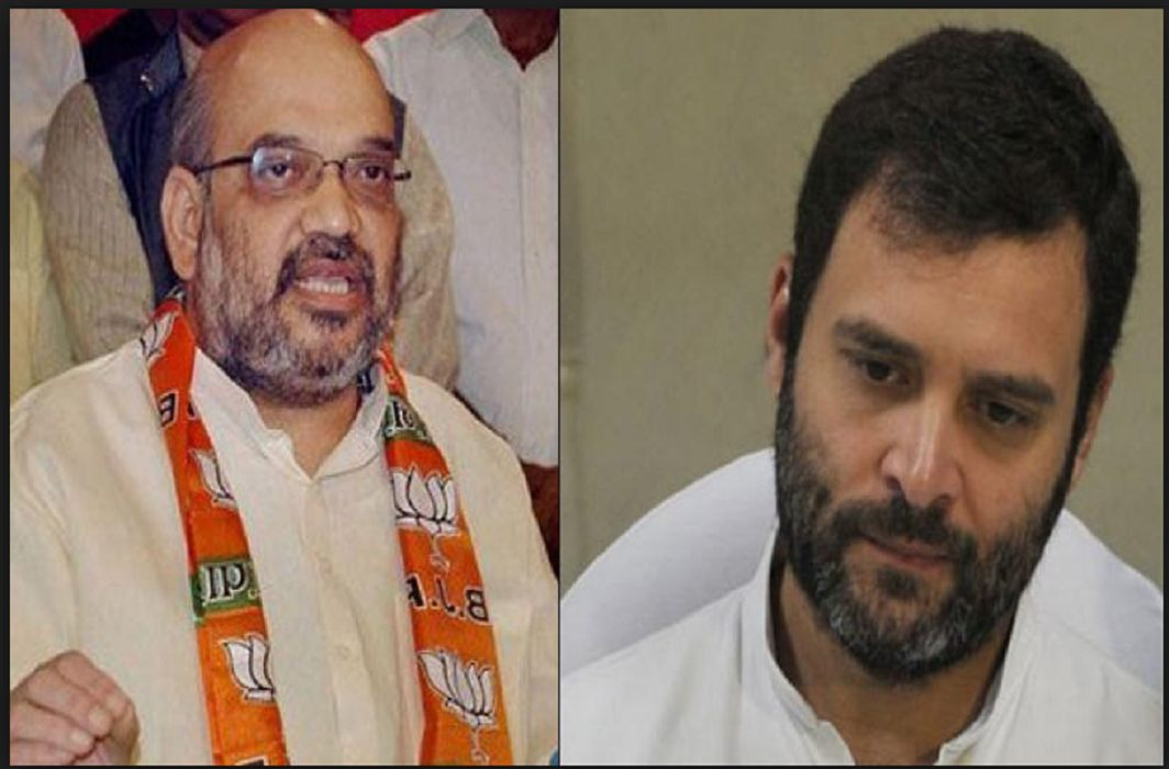 Election Commission strict on Karnataka elections, Searching for the planes of Rahul Gandhi and Amit Shah