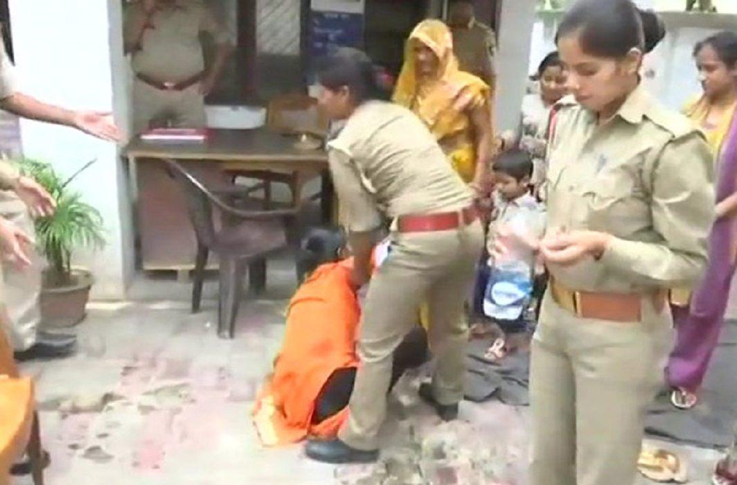 Rape accused on BJP MLA, victim father has dead