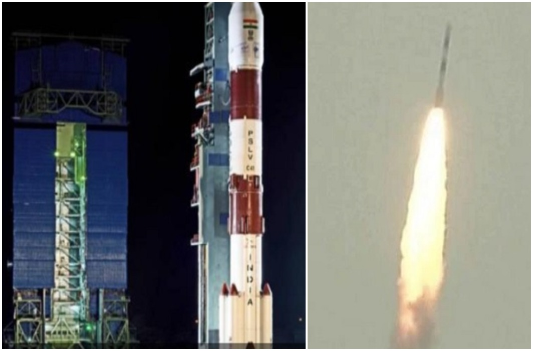 ISRO launches successfully IRNSS-1L, built by private companies