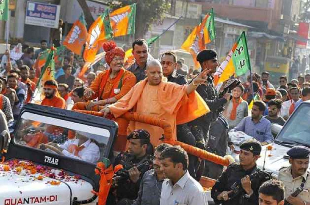 24 rallies of Yogi in Karnataka elections, BJP all-round forward