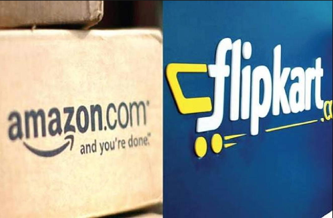 Beginning with selling both books, today Amazon is 36 times bigger than Flipkart