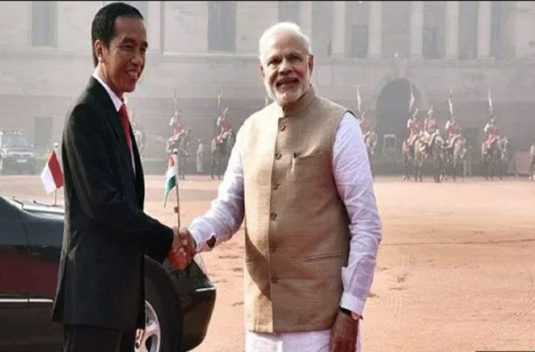 Big mistake from BJP,told President of Indonesia as Prime Minister