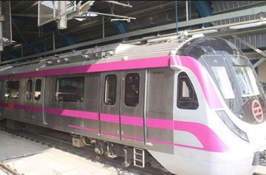 Delhi Metro's full Magenta line will open next week