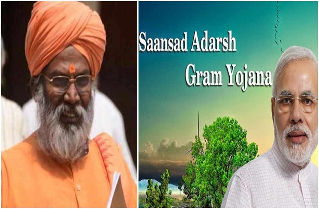 How ideal is the village of Sakshi Maharaj? - APN Live Hindi