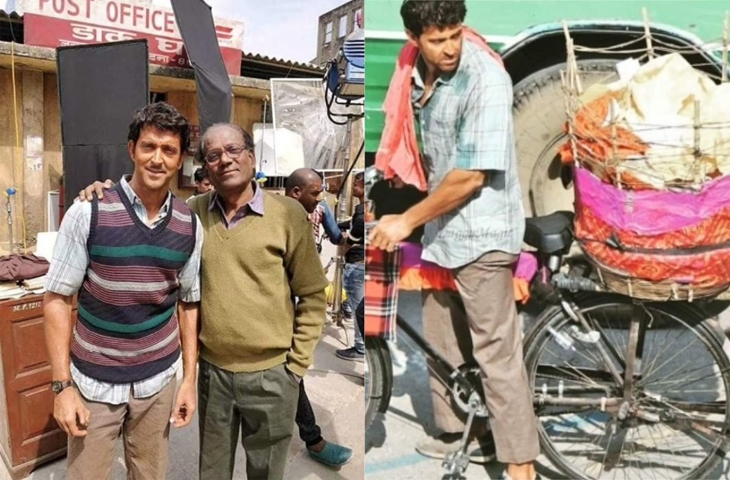 Hrithik Roshan's Looked Viral From Super-30 Set