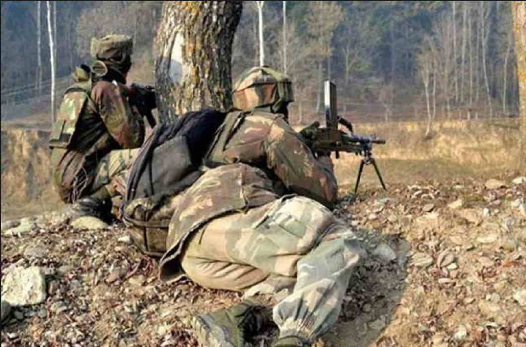Pak border firing: BSF responds, Pak wants to stop firing