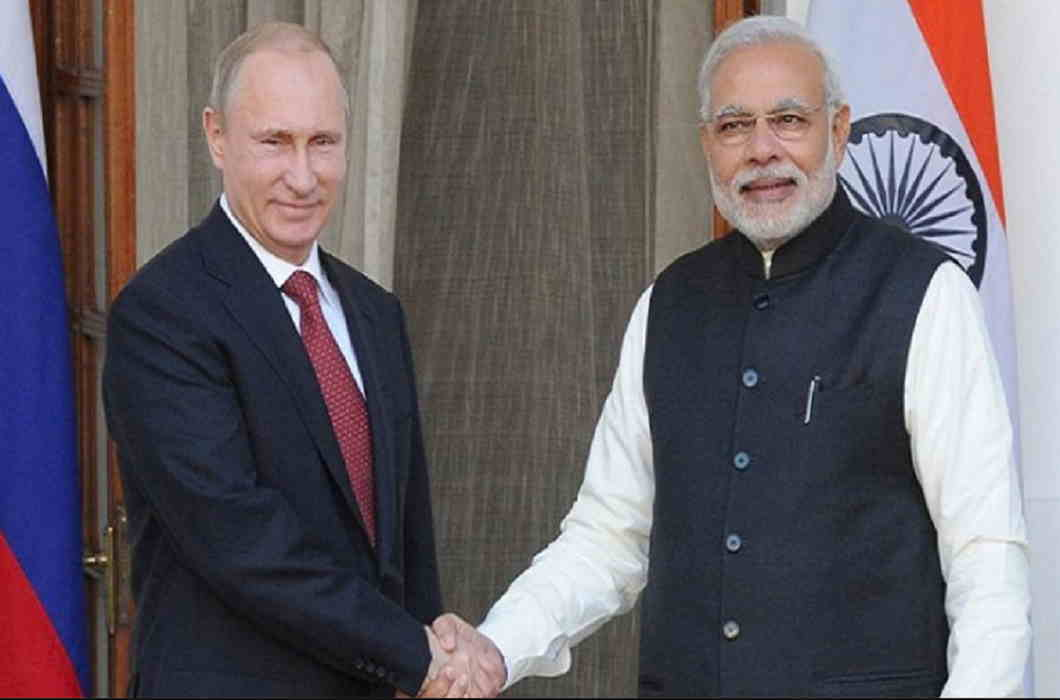 PM Modi leaves today for Russia, Putin will talk about many important issues