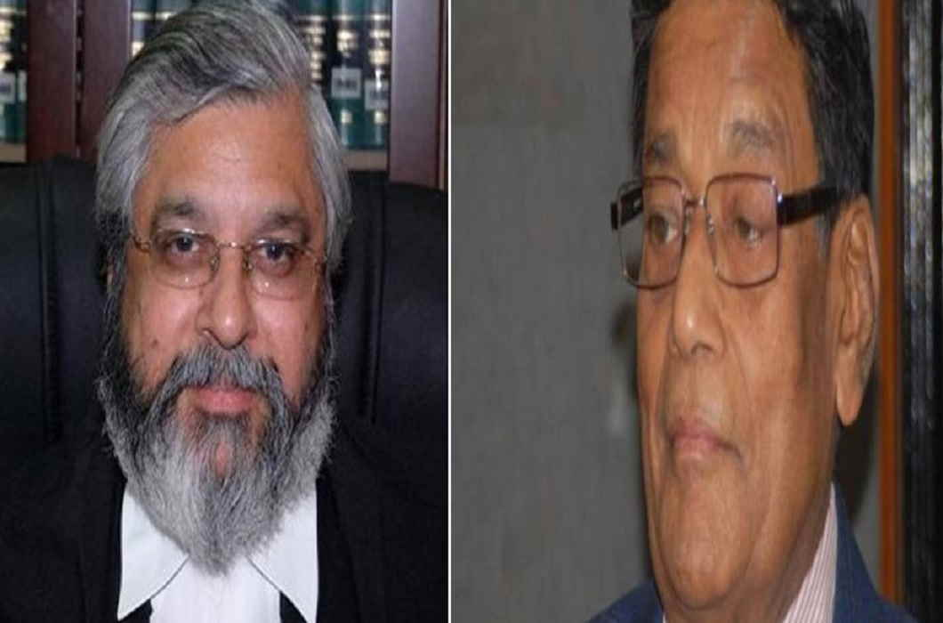 Justice Lokur and Attorney General K. K. Venugopal on the appointment of judges face-to-face