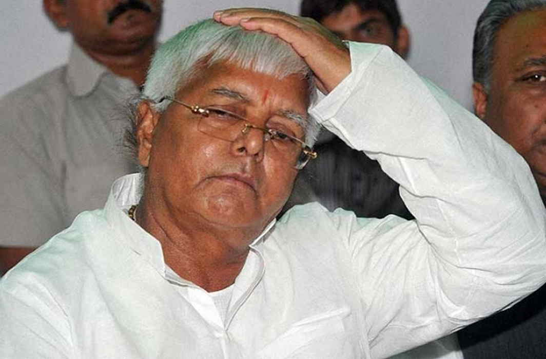 Lalu's health not well and Will go to Mumbai on Tuesday for treatment