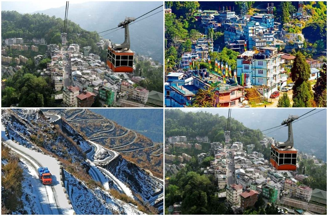 know about the story that made the beautiful state of Sikkim a part of India