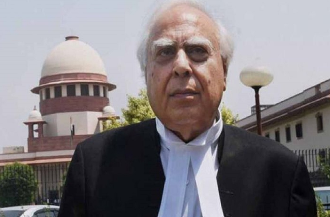 Mistake on impeachment!, Congress in trouble due to kapil sibal again