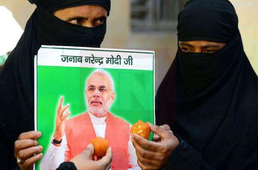 Next year too will become Modi government, Muslim women has pray in Ramadan