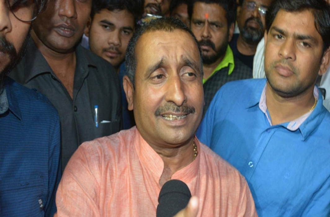 Rape accused BJP MLA Kuldeep Sengar's attempt to cheat with the family, two arrested