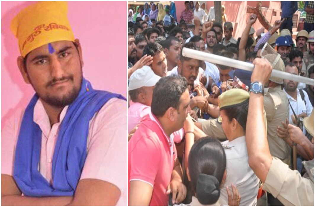 Saharanpur: In a fire of racial violence, a new twist in the death of Sachin Walia from a video