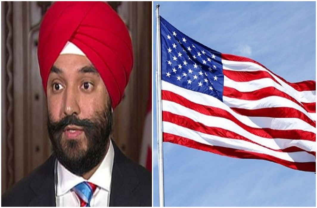Security workers in the US wanted to take the turban of the Canadian Sikh minister, later apologized