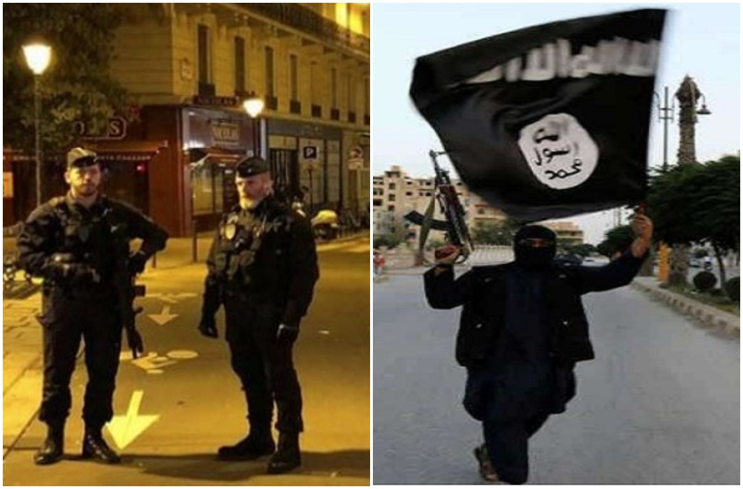 Terror attack again in Paris, 'Allah Hu Akbar' shouting slap from death knife