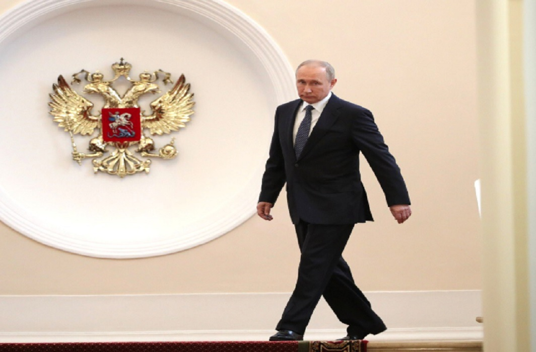 Vladimir Putin became the fourth President of Russia, the heads of states of other countries congratulated