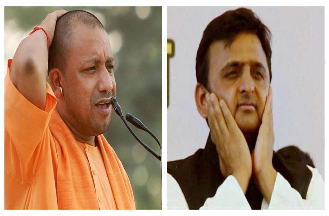 Yogi's attack on akhilesh and said he involved in muzaffarnagar riots