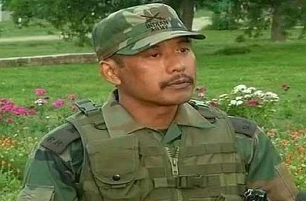 woman said - Major Gogoi is his Facebook friend,