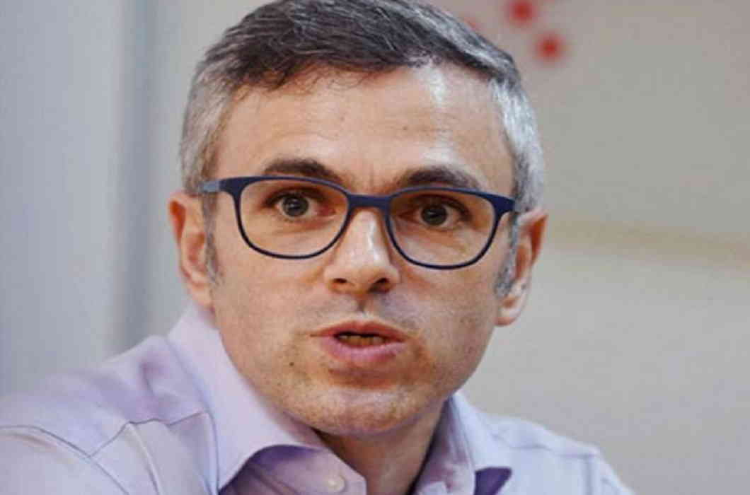 Omar Abdullah spoke on the Kashmir issue and Ram Madhav and omar abdullah make comments to each other