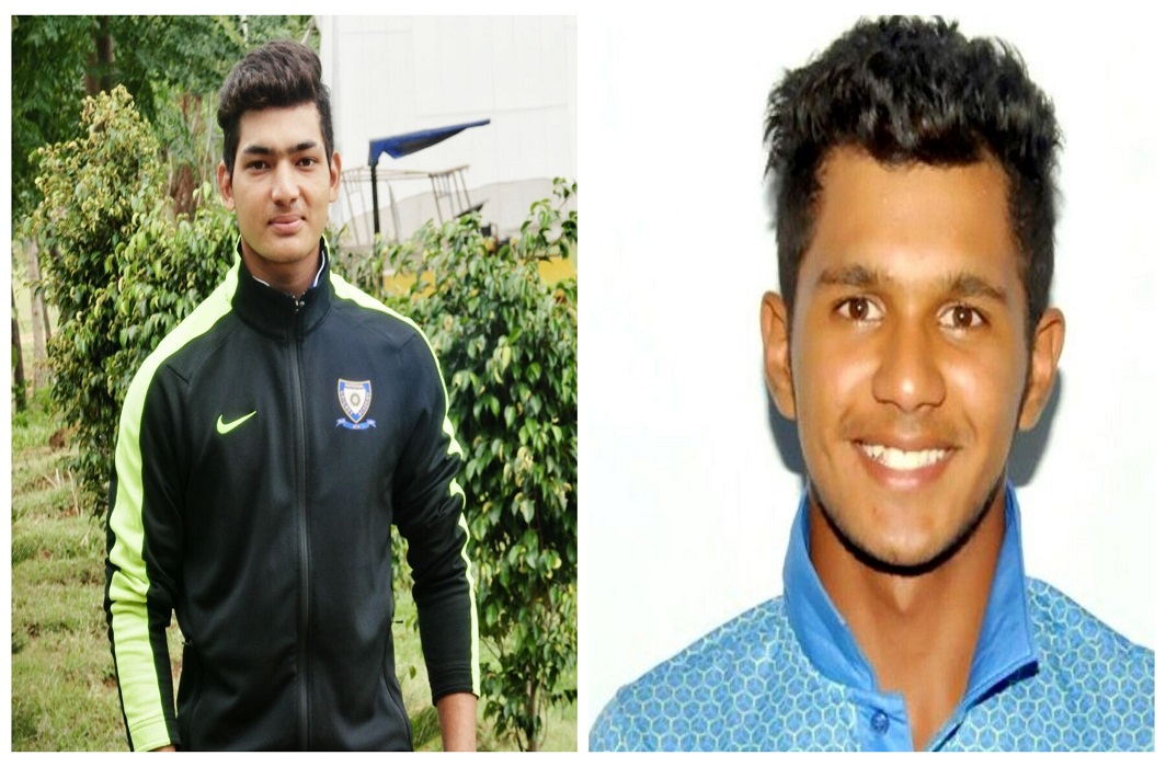 Two Players of Uttarakhand Selection Under-19 team