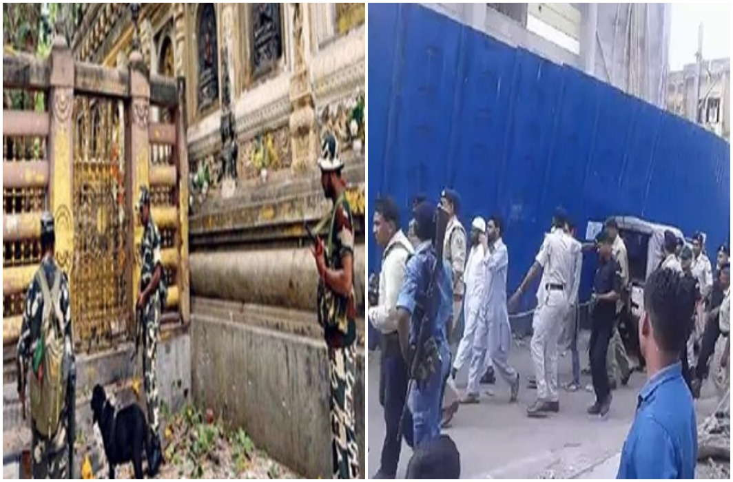 Bodhgaya serial blasts convicted of life imprisonment for all accused