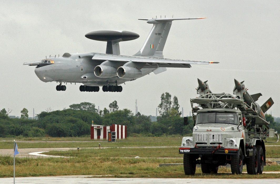 Farmer family created obstruction in flight service